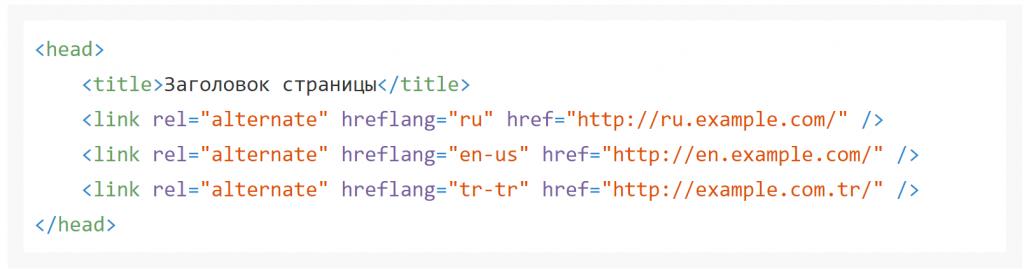 Тег линк в SEO оптимизации WordPress